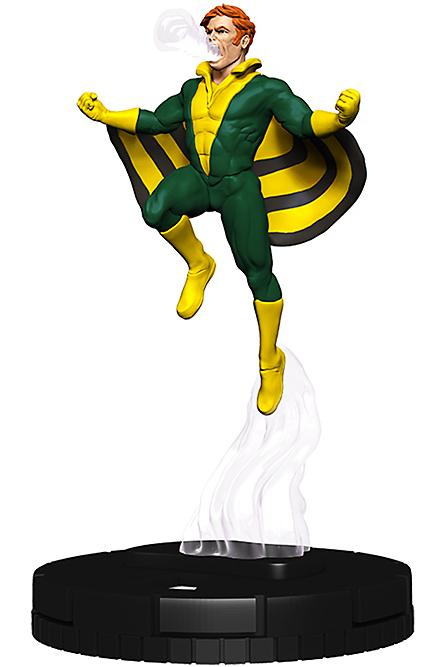 Marvel HeroClix Early X-Men # M16-006 Banshee Mini Figure With Card