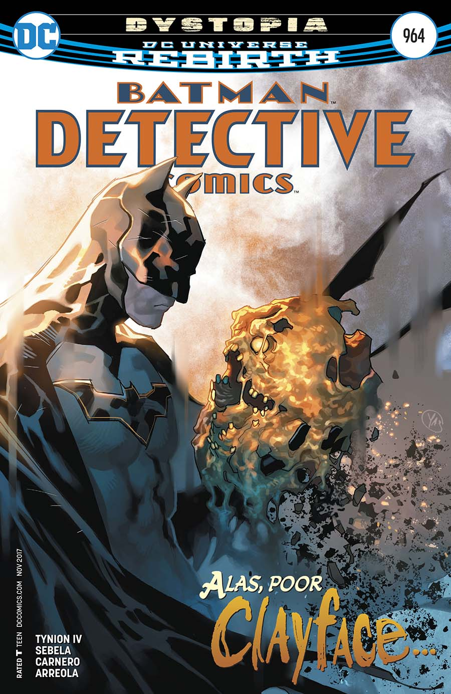 Detective Comics Vol 2 #964 Cover A Regular Yasmine Putri Cover