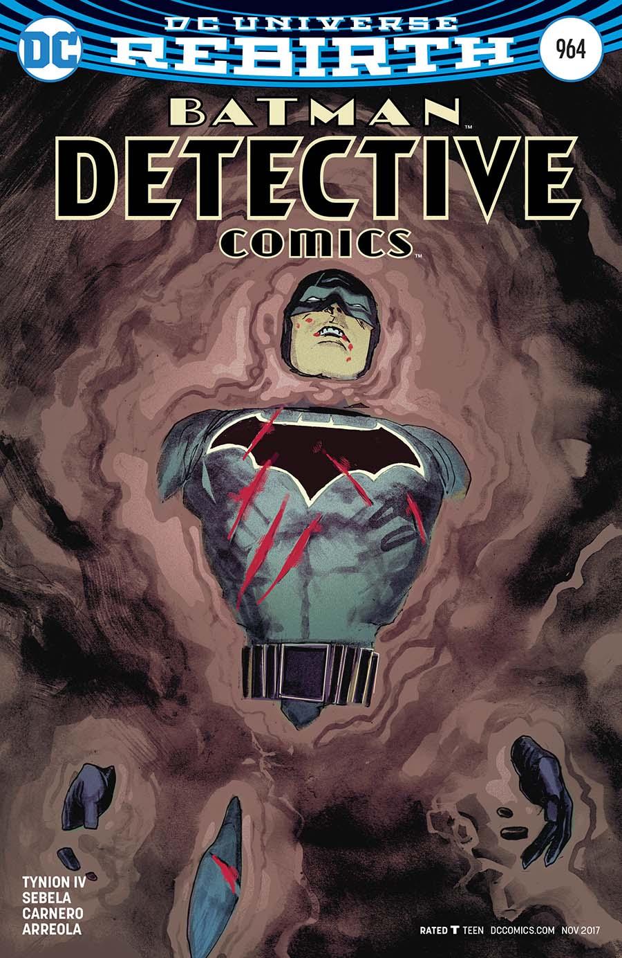 Detective Comics Vol 2 #964 Cover B Variant Rafael Albuquerque Cover