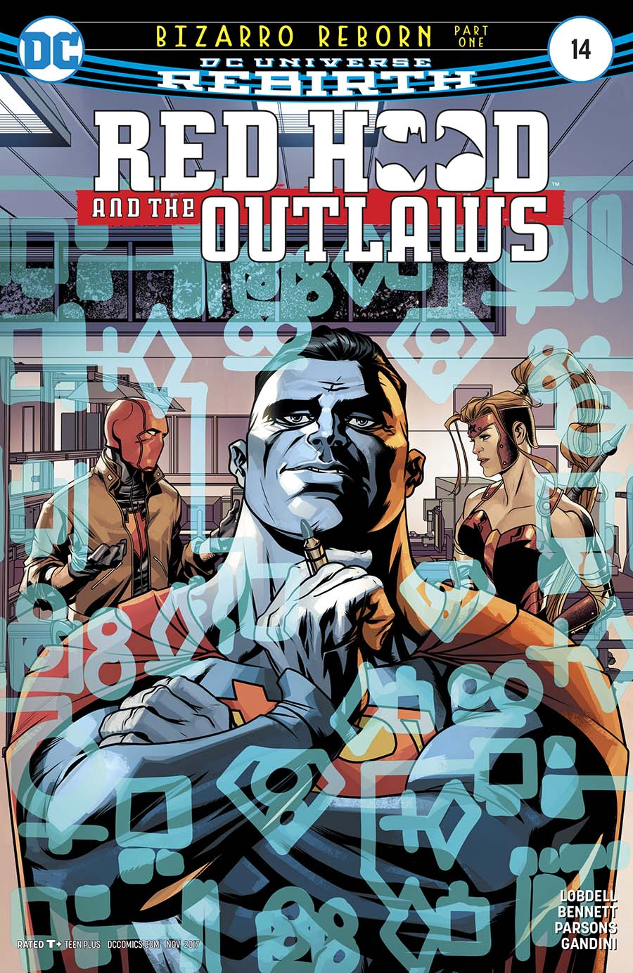 Red Hood And The Outlaws Vol 2 #14 Cover A Regular Mike McKone Cover