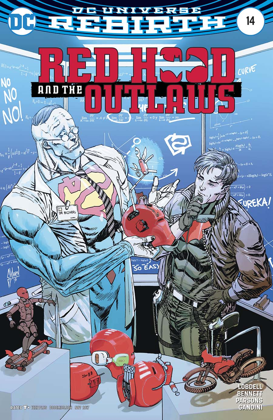 Red Hood And The Outlaws Vol 2 #14 Cover B Variant Guillem March Cover
