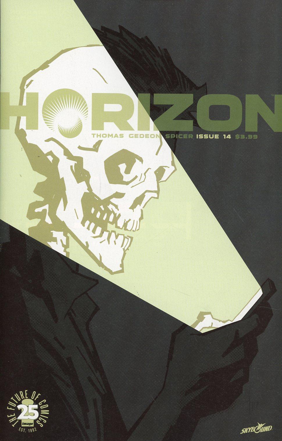 Horizon #14 Cover A Regular Jason Howard Cover