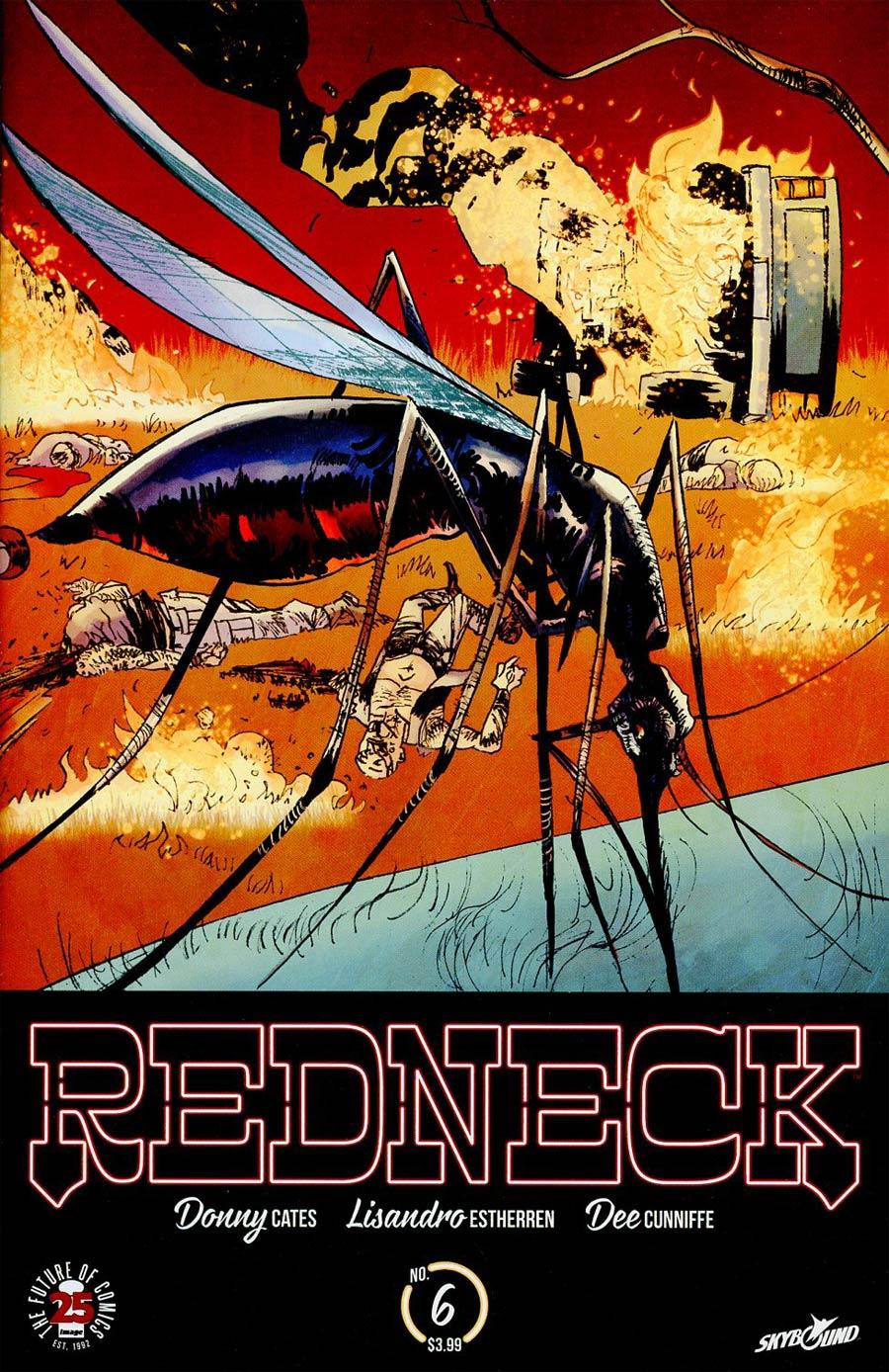 Redneck #6 Cover A Regular Dee Cunniffe & Lisandro Estherren Cover