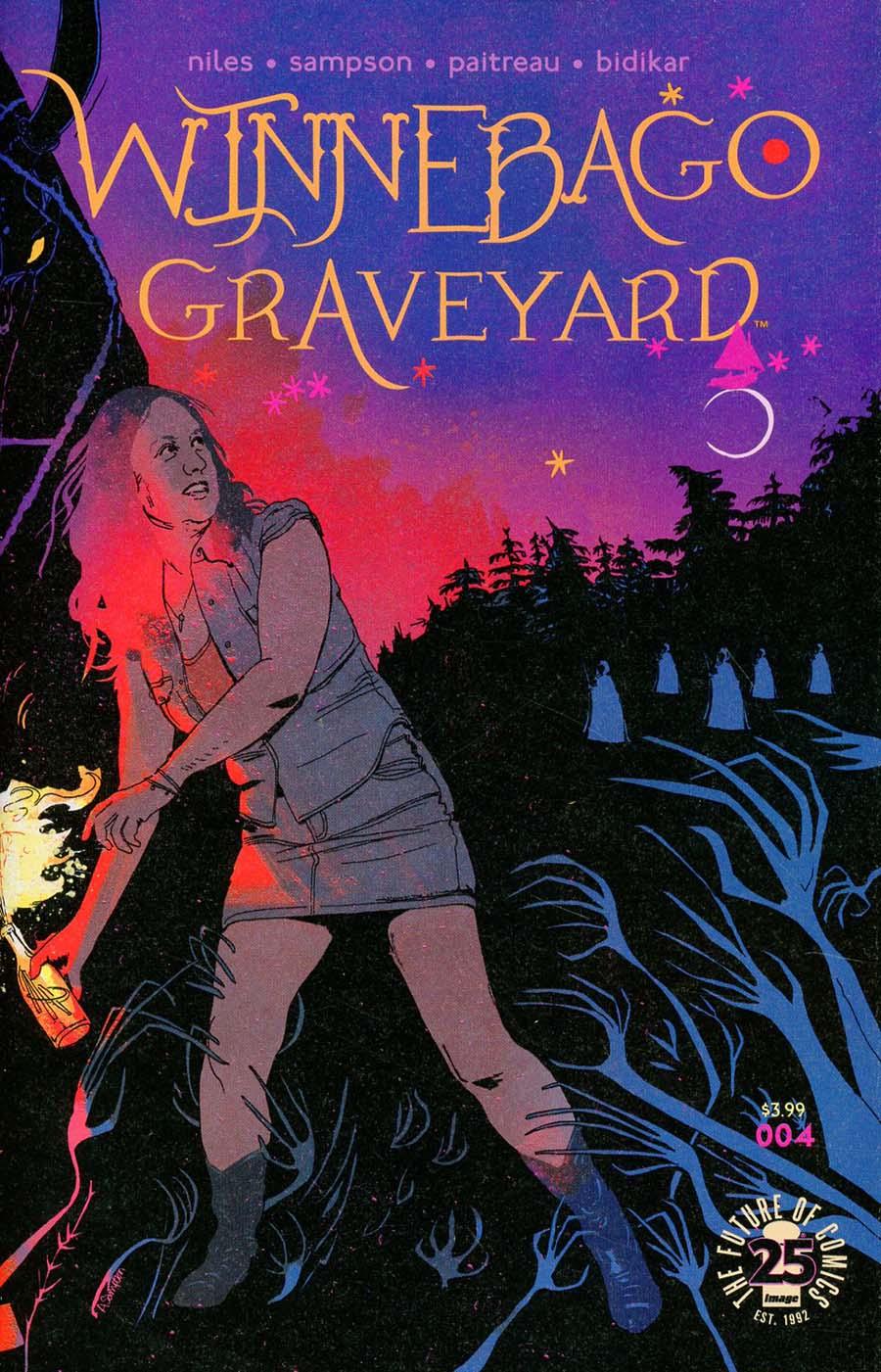 Winnebago Graveyard #4 Cover A Regular Alison Sampson Cover