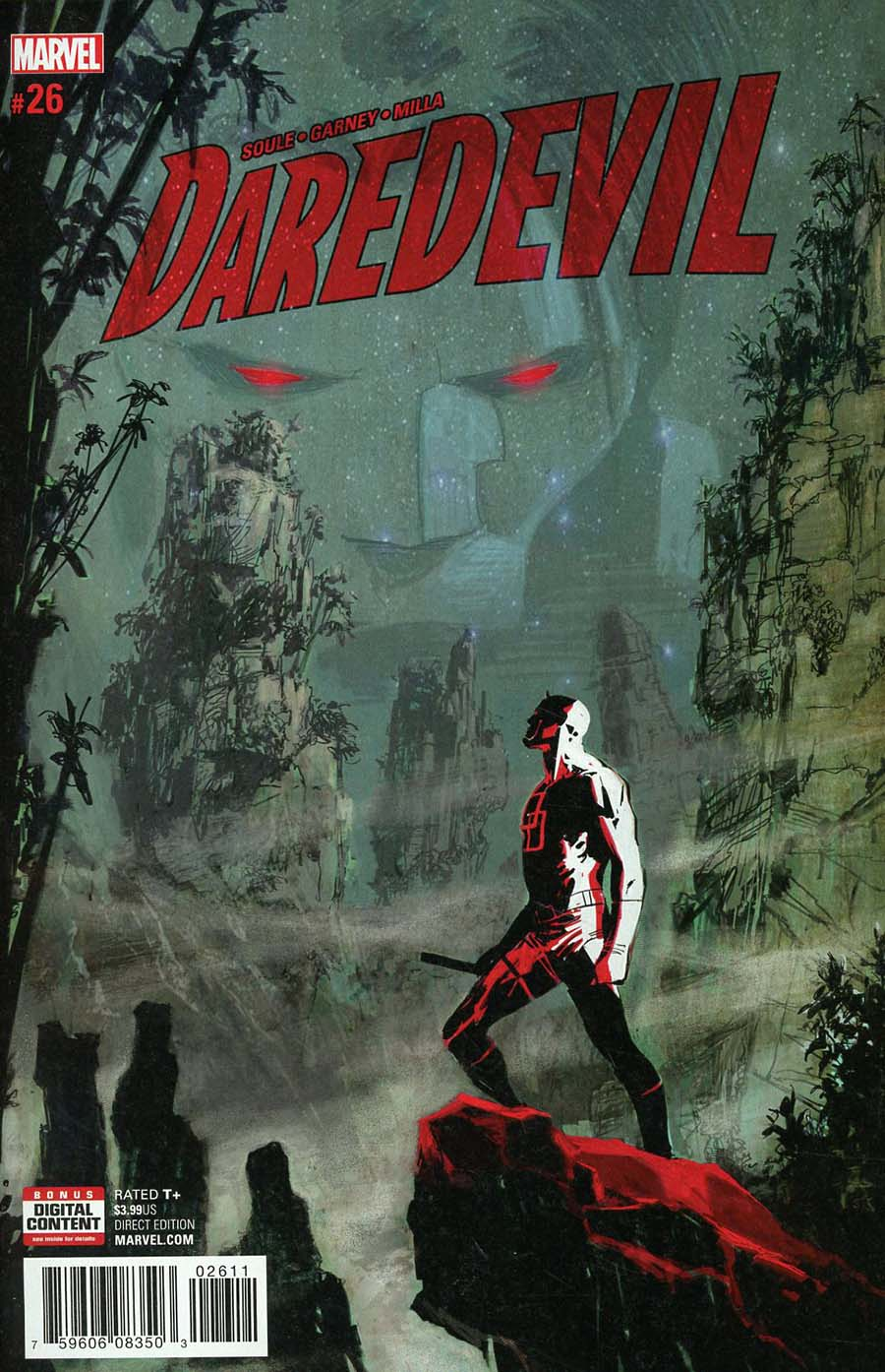 Daredevil Vol 5 #26 Cover A Regular Ron Garney Cover