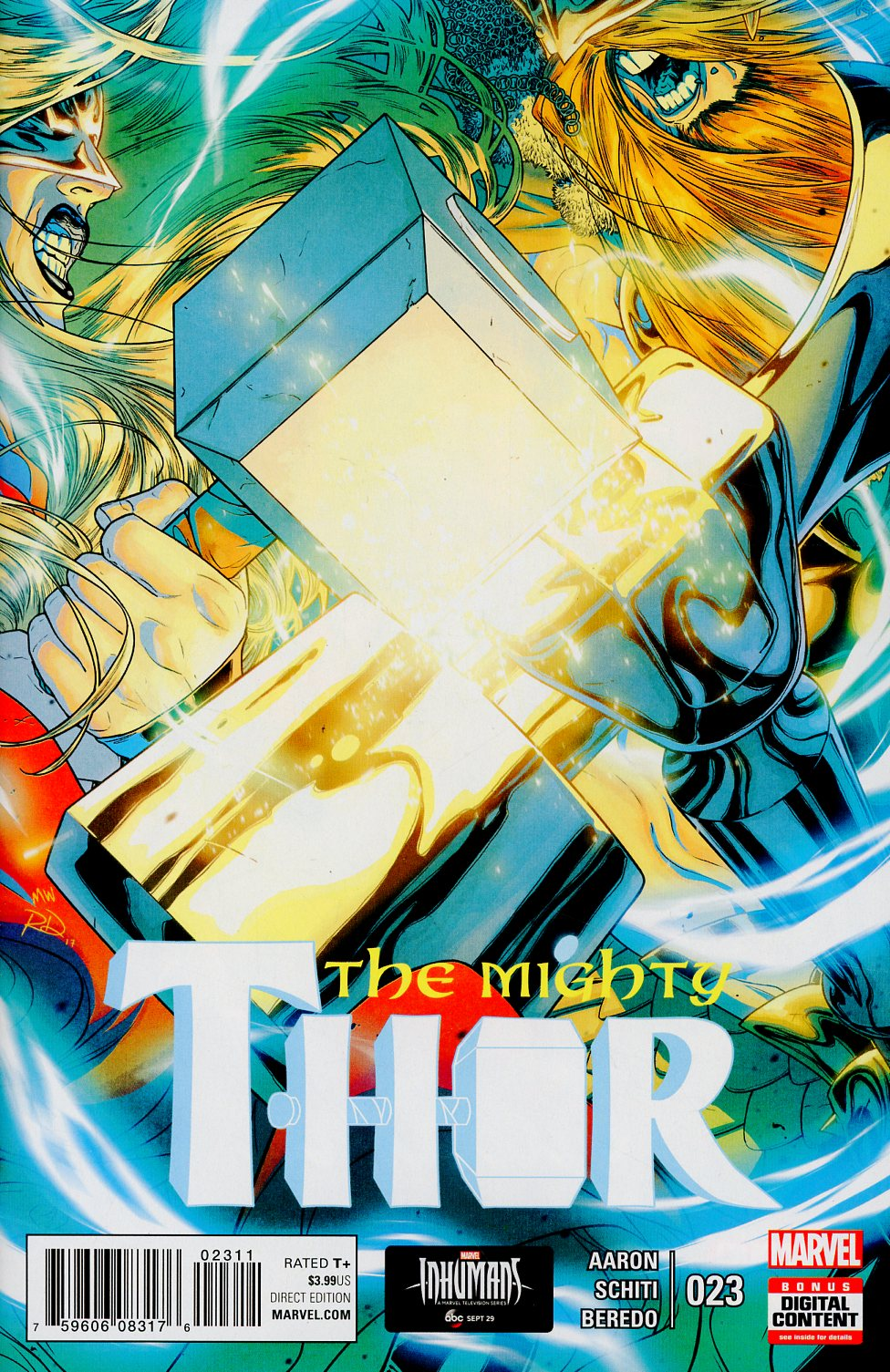 Mighty Thor Vol 2 #23 Cover A Regular Russell Dauterman Cover