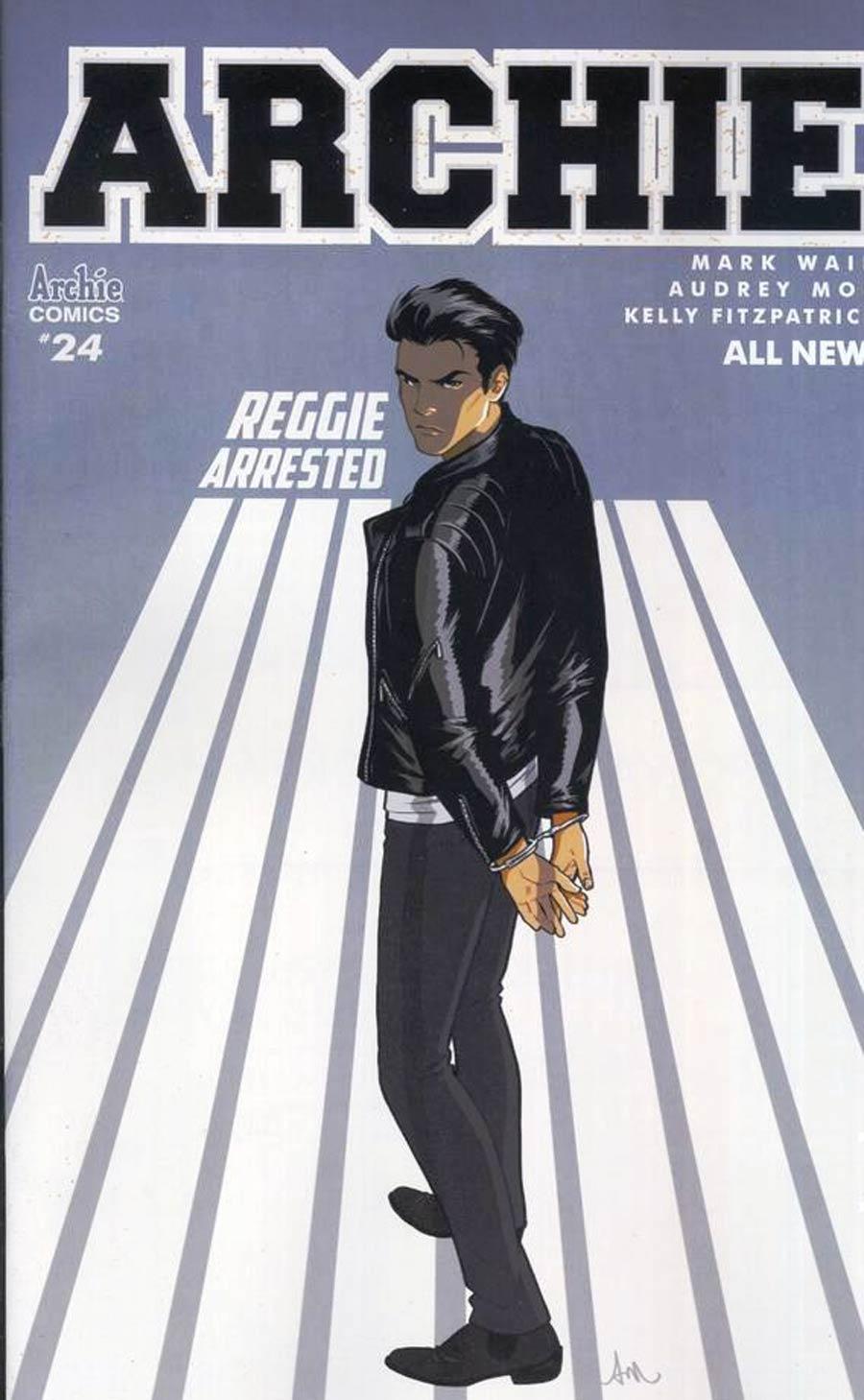 Archie Vol 2 #24 Cover A Regular Audrey Mok Cover