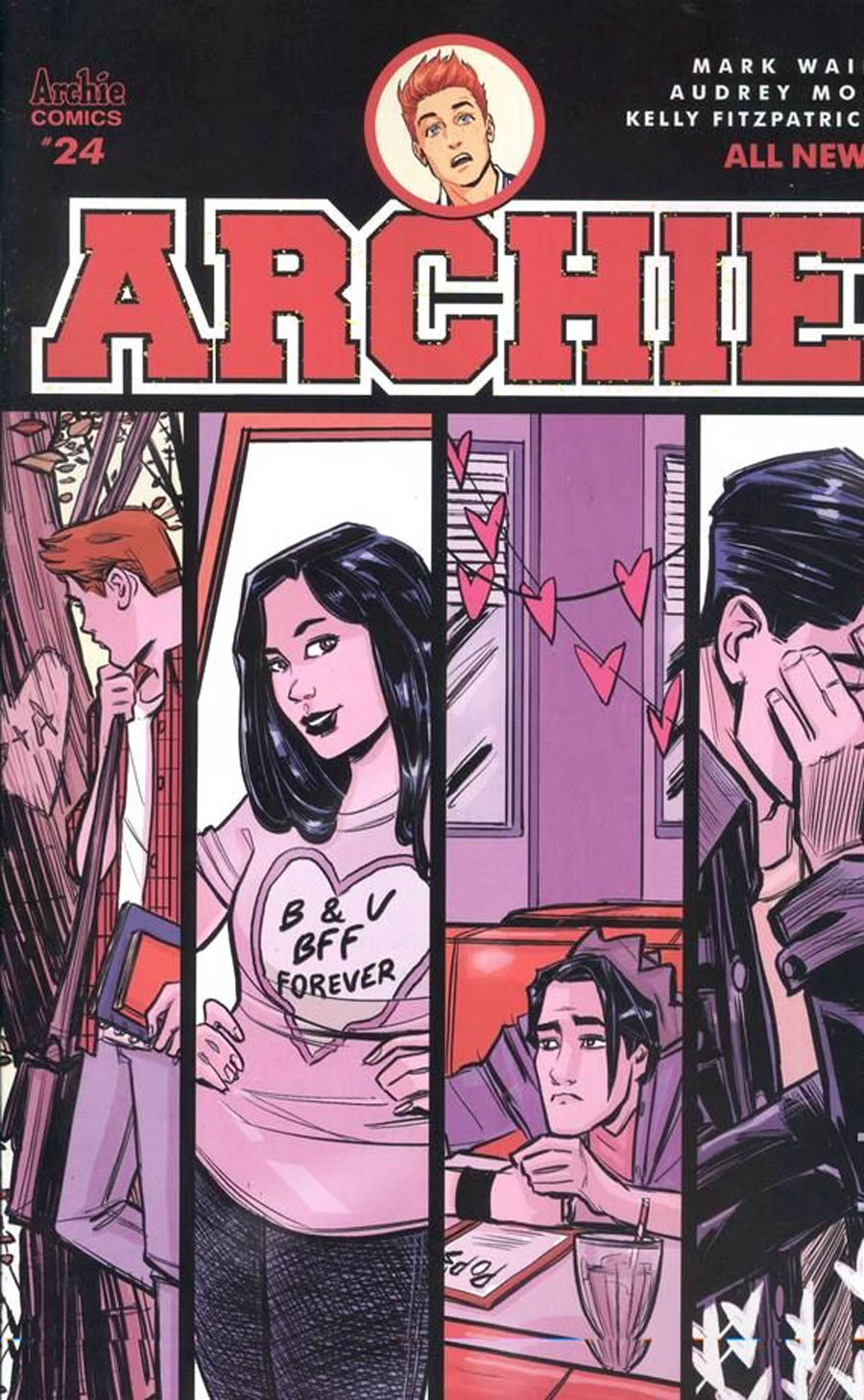 Archie Vol 2 #24 Cover B Variant Thomas Pitilli Cover