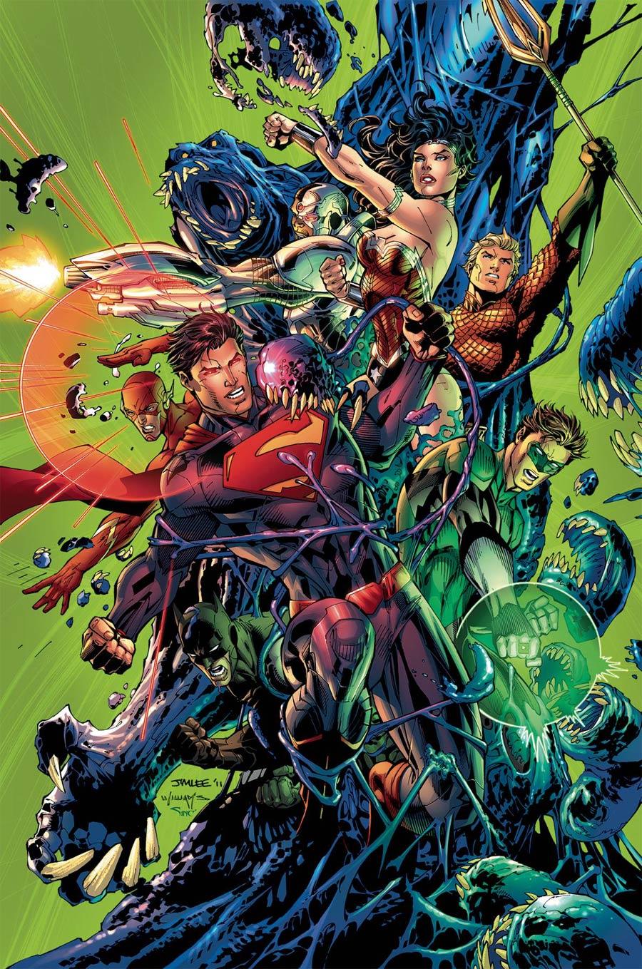 Justice League Their Greatest Triumphs TP