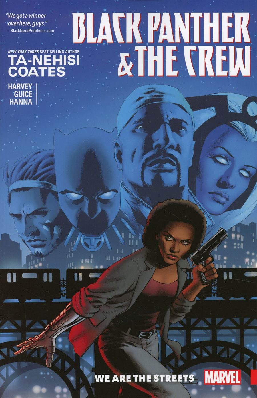 Black Panther And The Crew We Are The Streets TP