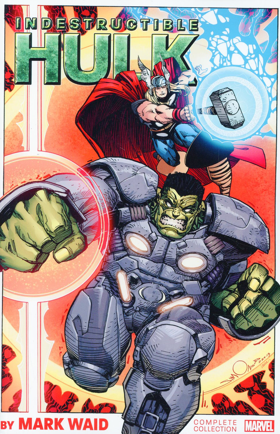 Indestructible Hulk By Mark Waid Complete Collection TP