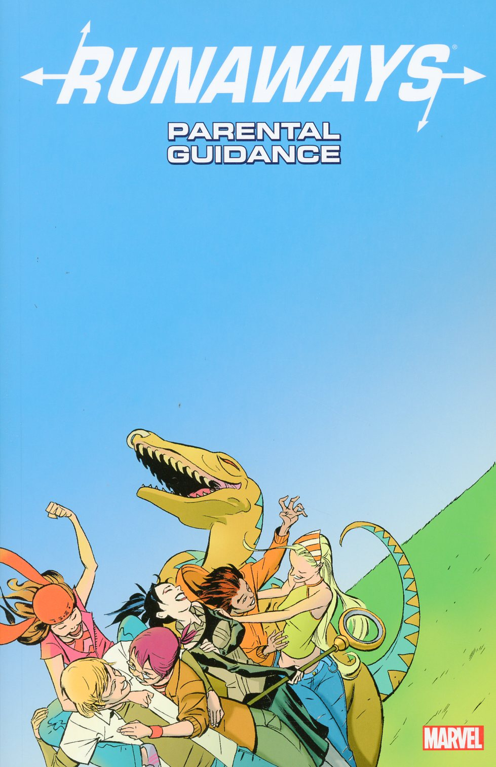 Runaways Vol 6 Parental Guidance TP New Printing