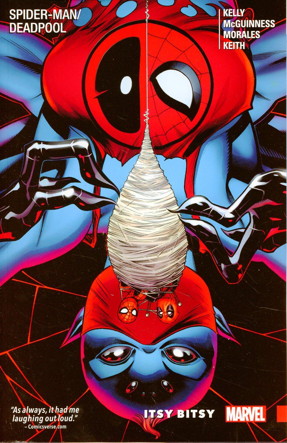 Spider-Man Deadpool Vol 3 Itsy Bitsy TP
