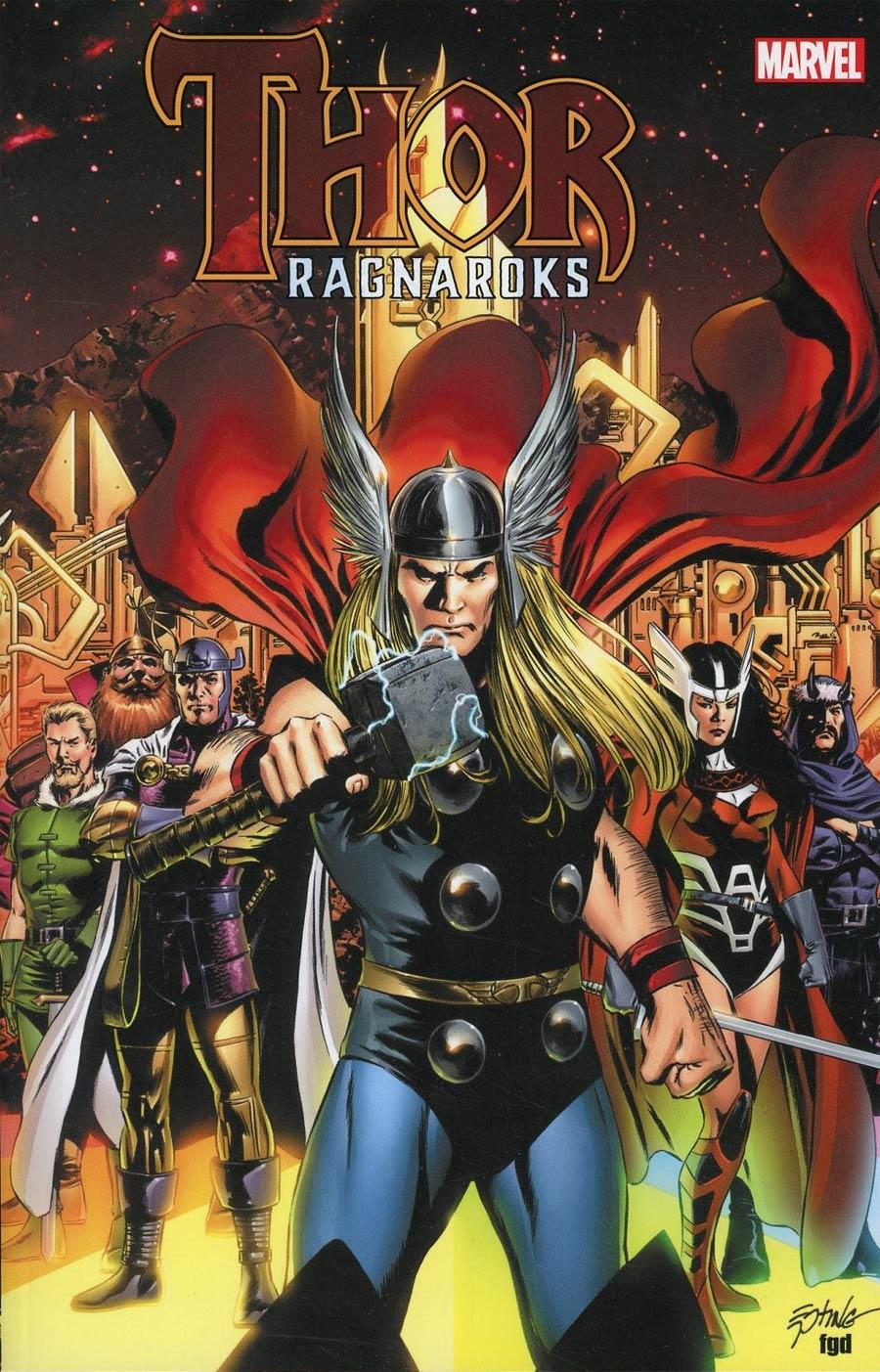 Thor Ragnaroks TP