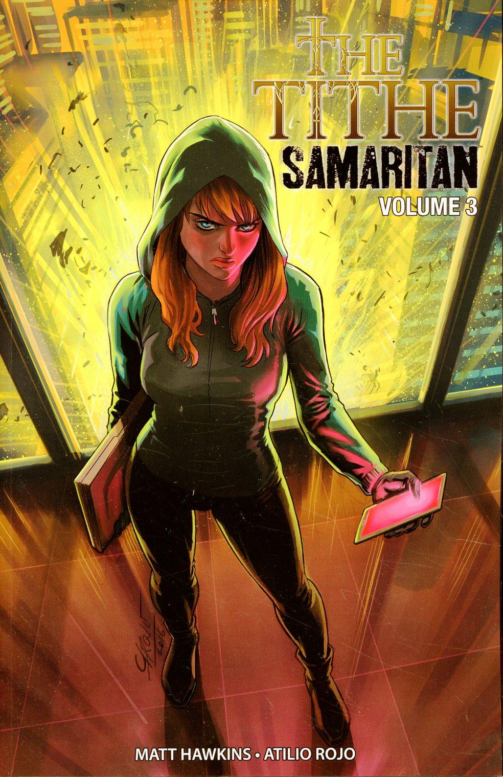 Tithe Vol 3 Samaritan TP