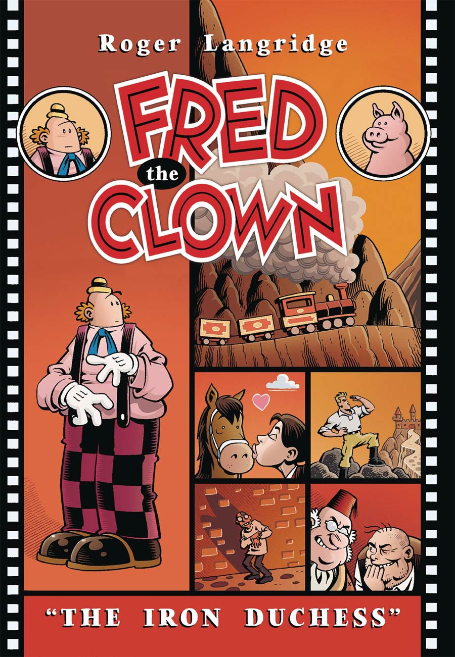 Fred The Clown In The Iron Duchess TP