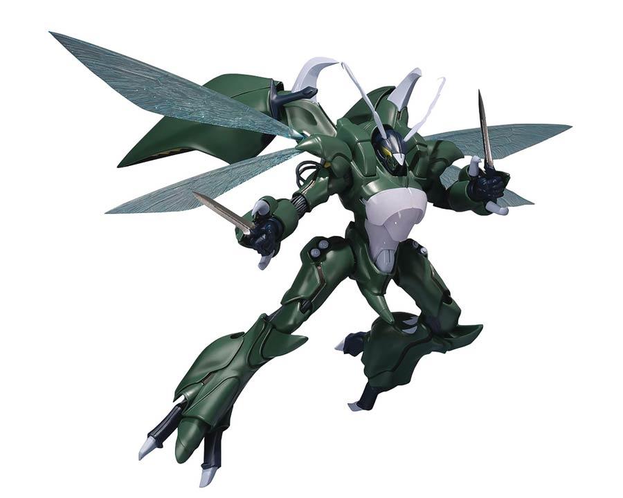 Robot Spirits #220 (Side AB) Aura Battler Wryneck Action Figure