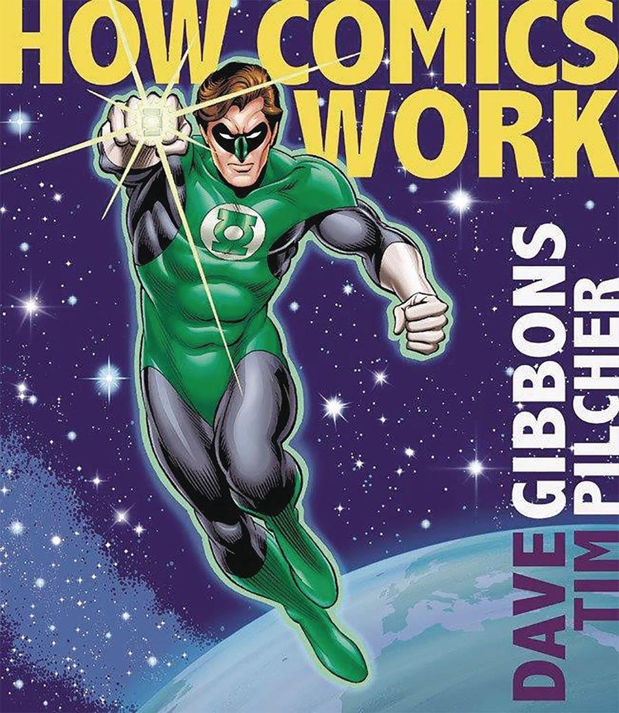 How Comics Work SC