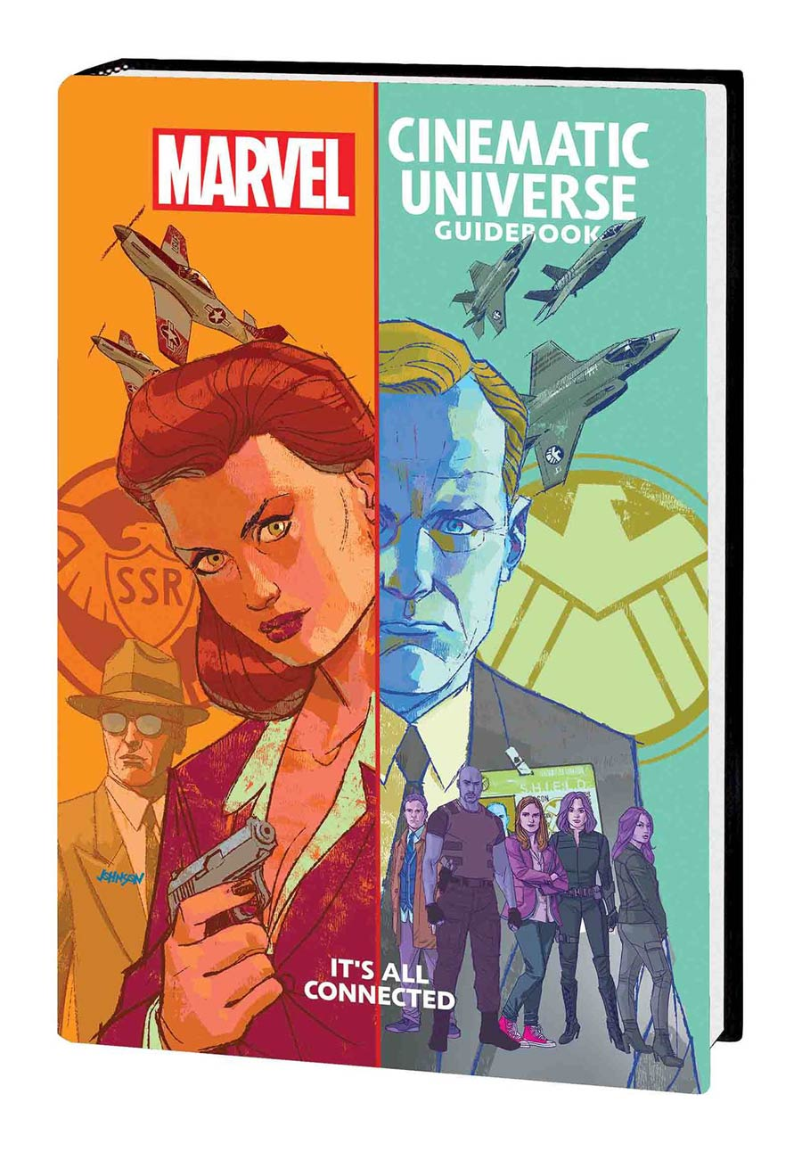 Marvel Cinematic Universe Guidebook Its All Connected HC