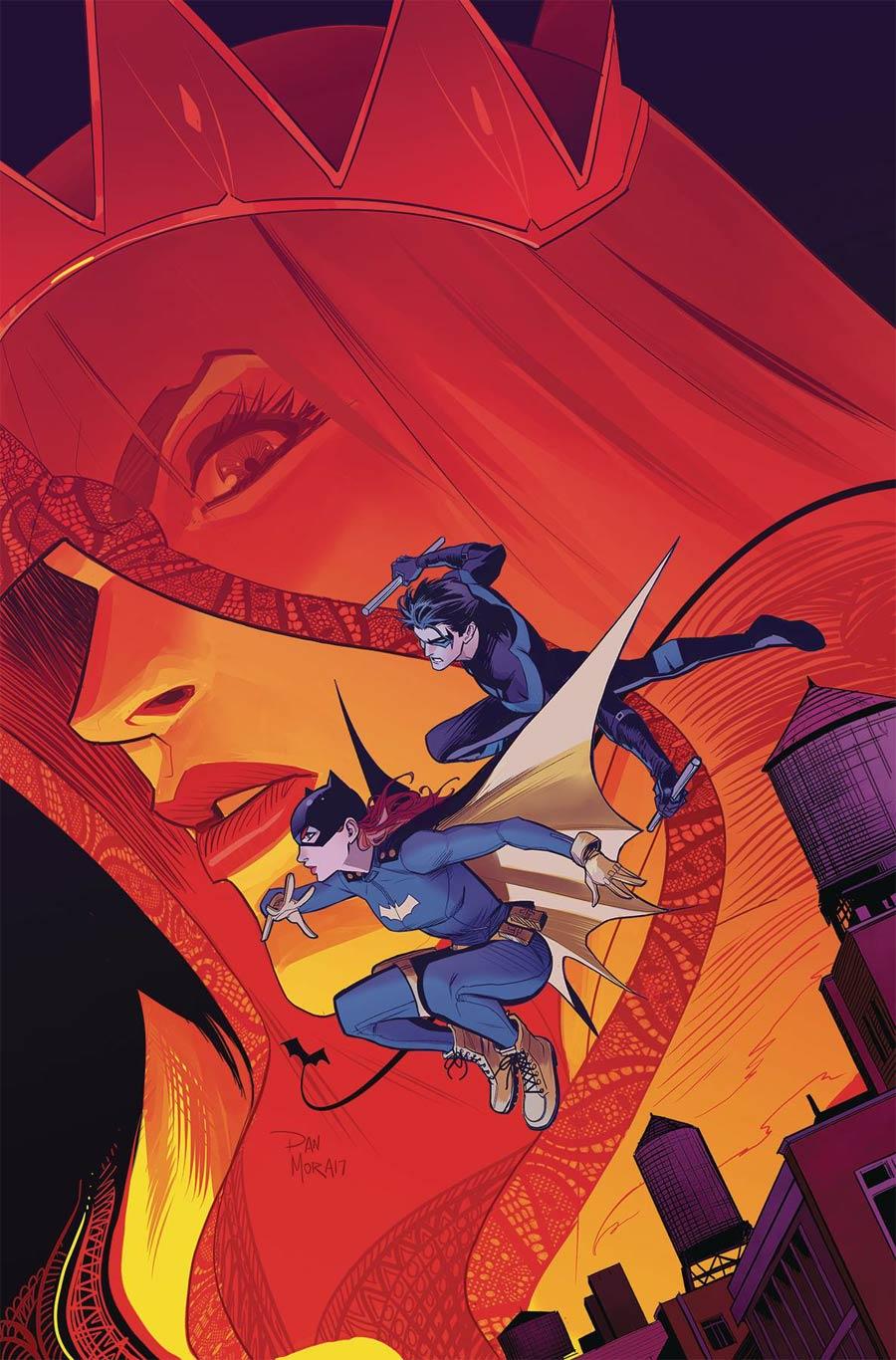 Batgirl Vol 5 #16 Cover A Regular Dan Mora Cover