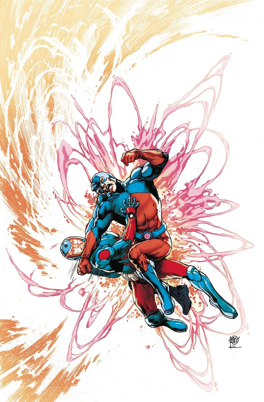 Justice League Of America Vol 5 #17 Cover A Regular Ivan Reis & Joe Prado Cover