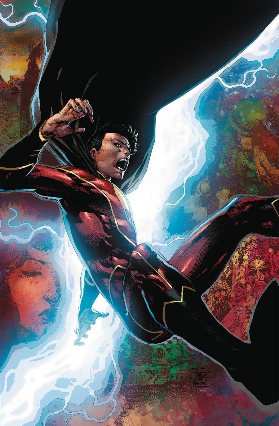 New Super-Man #16 Cover A Regular Philip Tan Cover