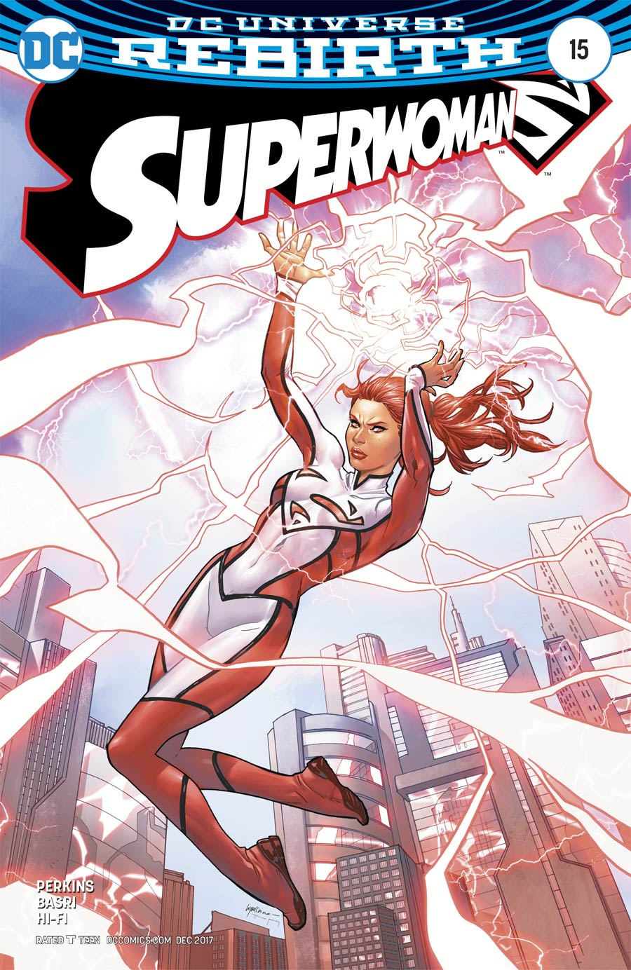 Superwoman #15 Cover B Variant Emanuela Lupacchino Cover
