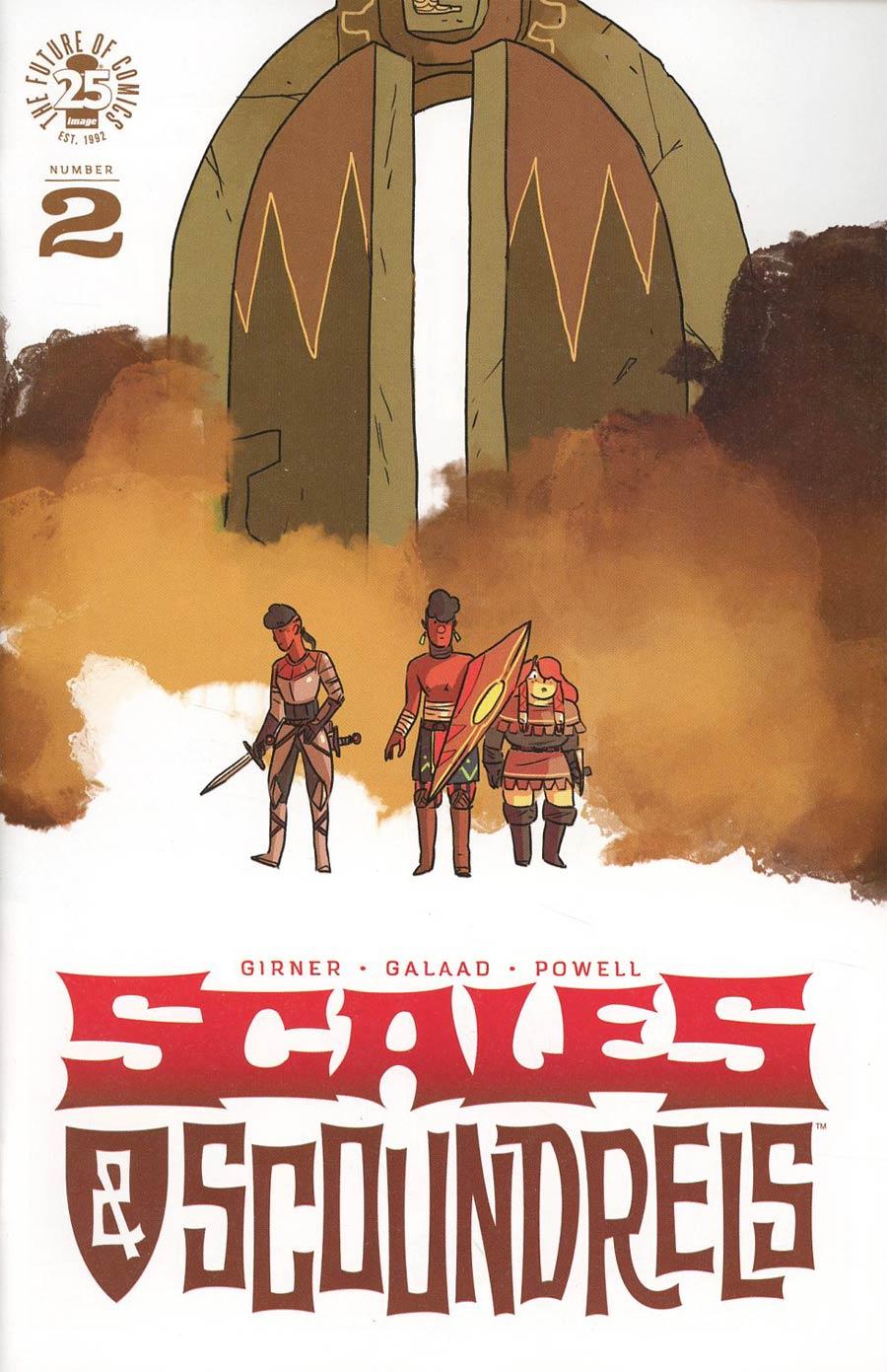 Scales & Scoundrels #2