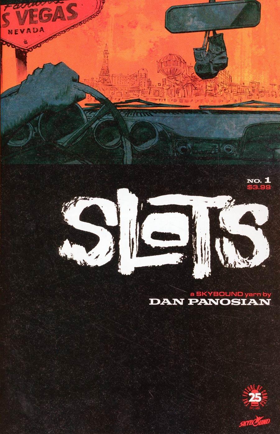 Slots #1 Cover A 1st Ptg Regular Dan Panosian Cover