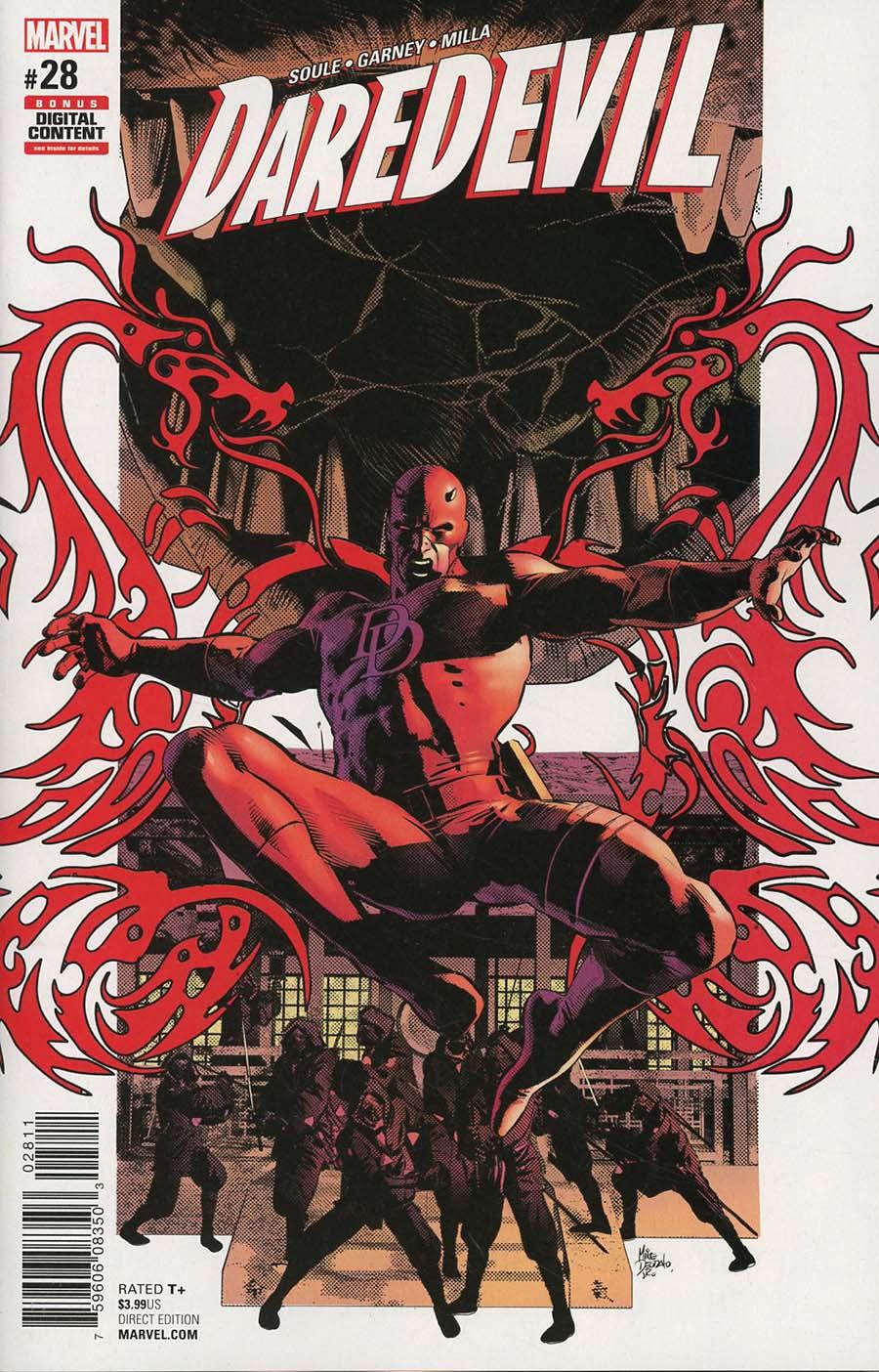 Daredevil Vol 5 #28