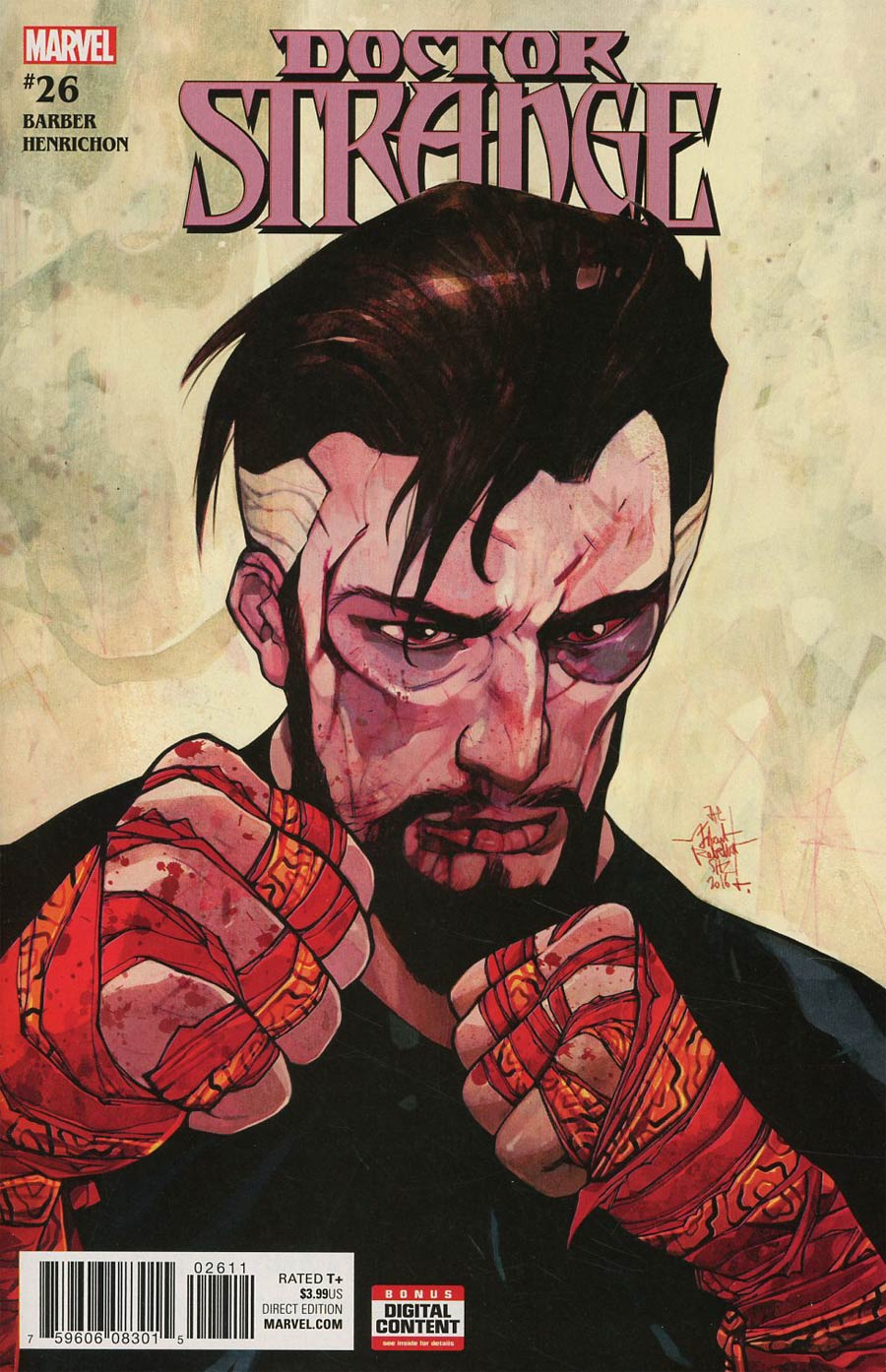 Doctor Strange Vol 4 #26