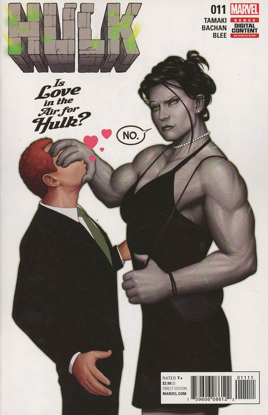 Hulk Vol 4 #11