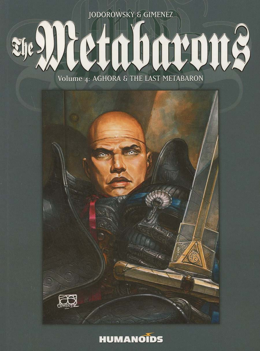 Metabarons Vol 4 Aghora & The Last Metabaron TP New Edition