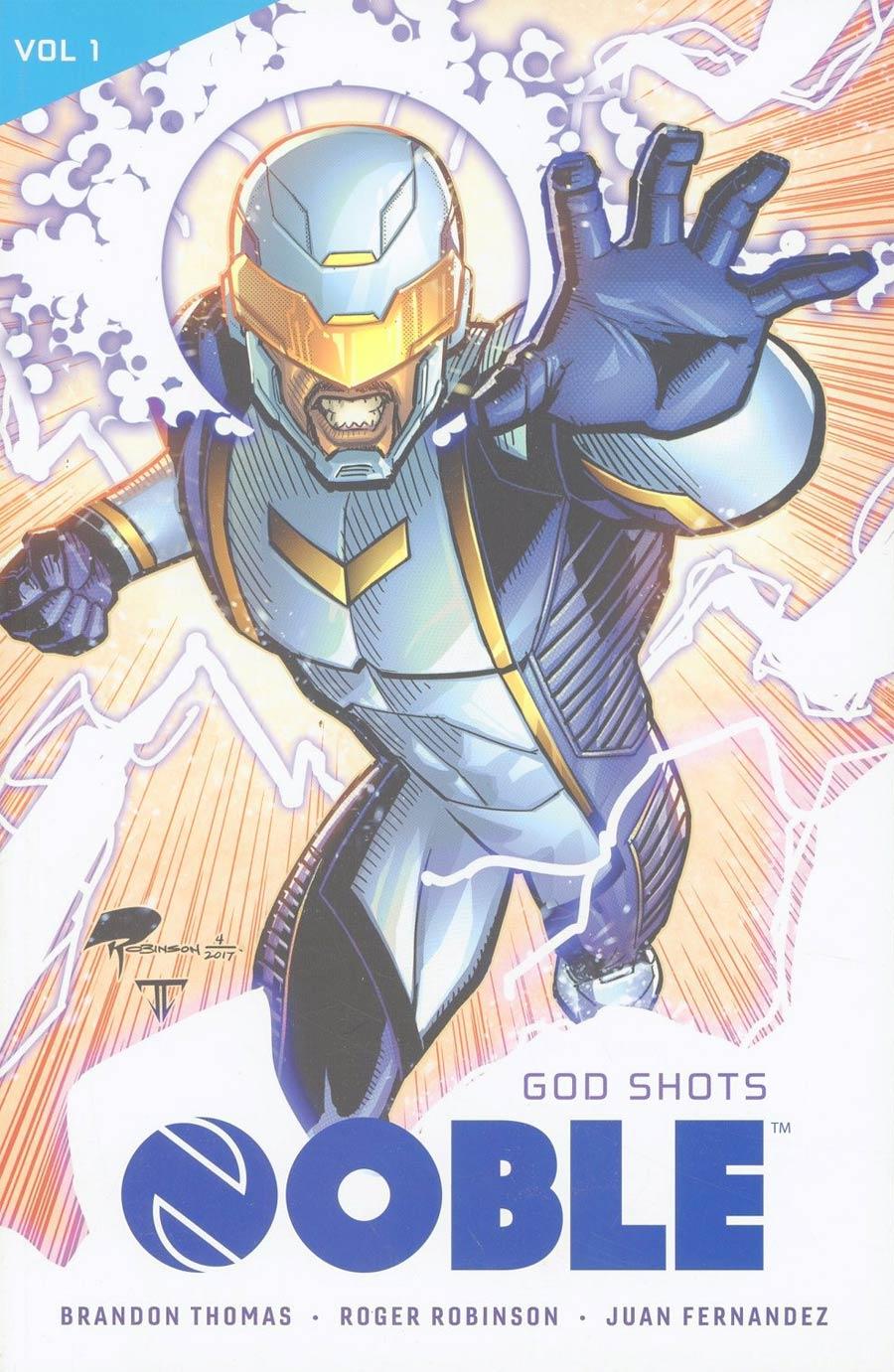 Catalyst Prime Noble Vol 1 God Shots TP