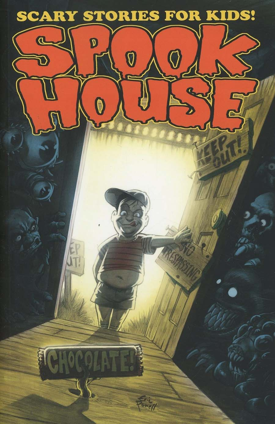 Spookhouse Vol 1 TP