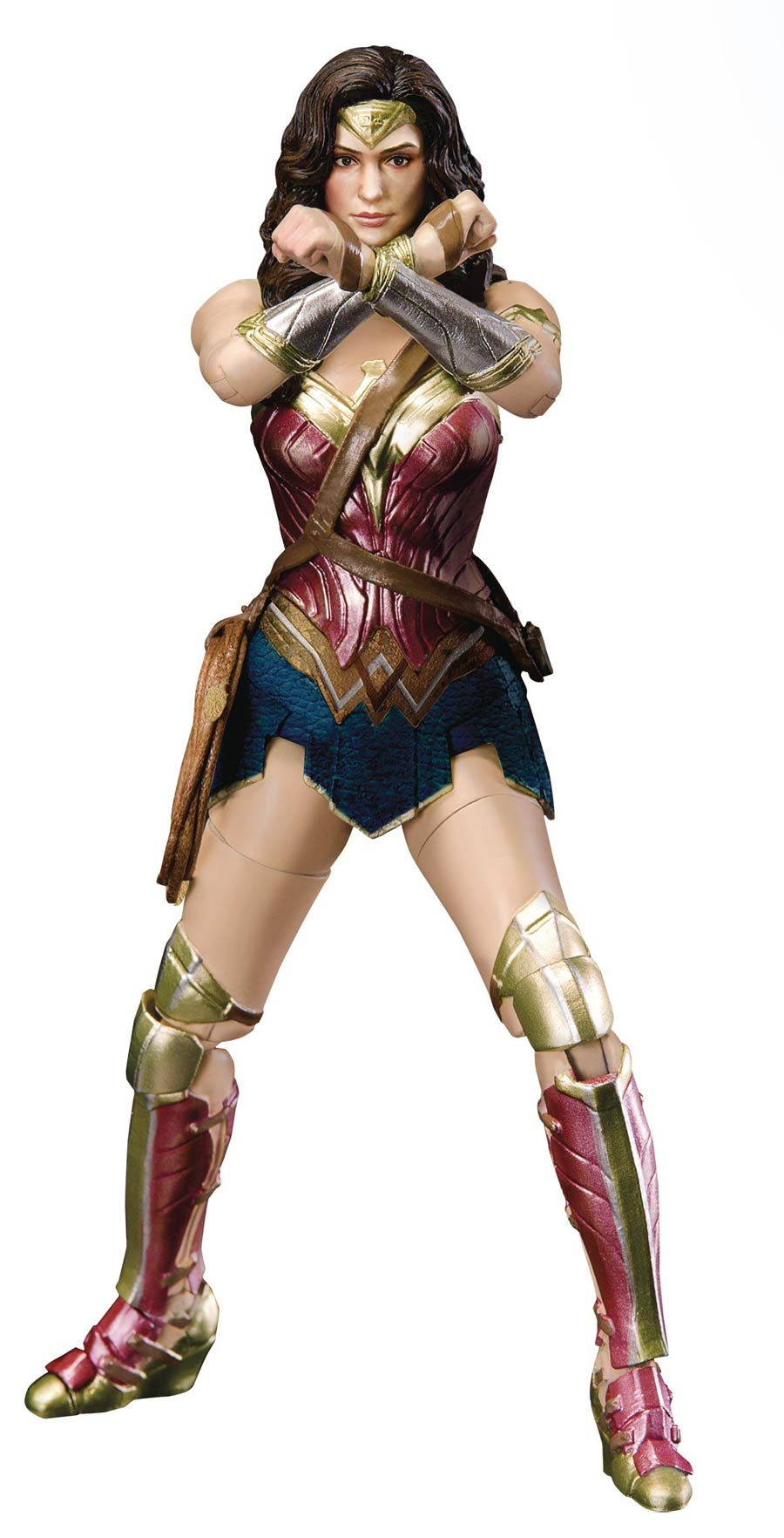 Batman v Superman Dawn Of Justice DAH-002 Dynamic 8-Ction Heroes Wonder Woman Previews Exclusive Action Figure