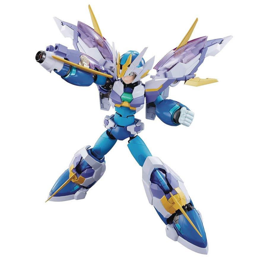 Mega Man X Tamashii Mix - Chogokin X Kanetake Ebikawa X Giga Armor X Ver. Action Figure