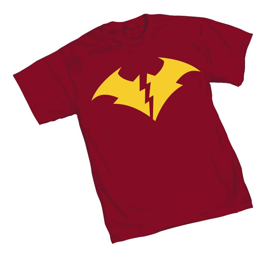 Dark Nights Metal Red Death Symbol T-Shirt Large