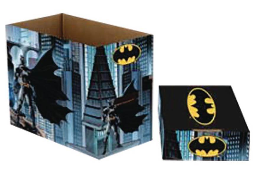 Batman Short Comic Storage Box 5-Pack