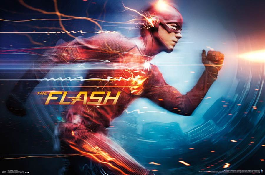 Flash Speed Force Poster