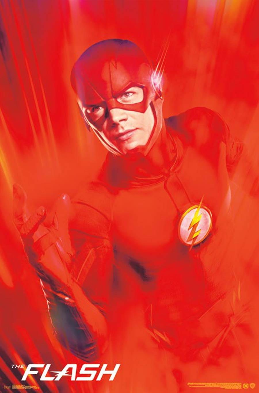 Flash Key Art Poster