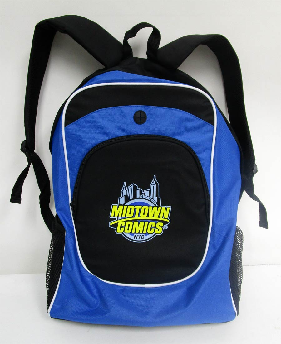 Midtown Comics Logo Backpack