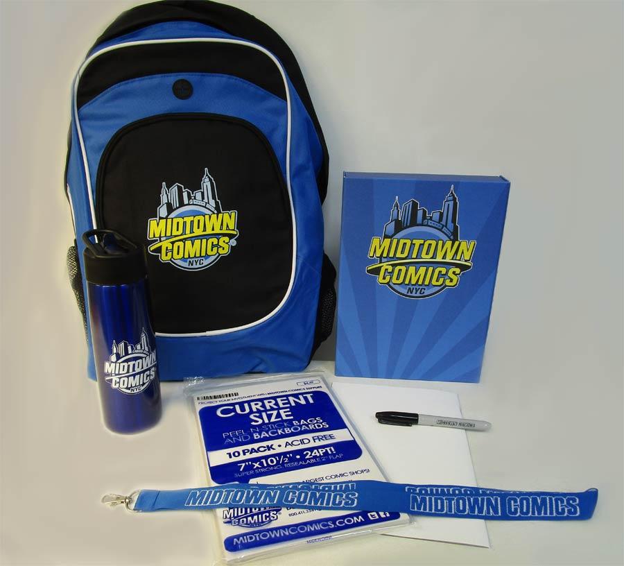 Midtown Comics Convention Survival Kit