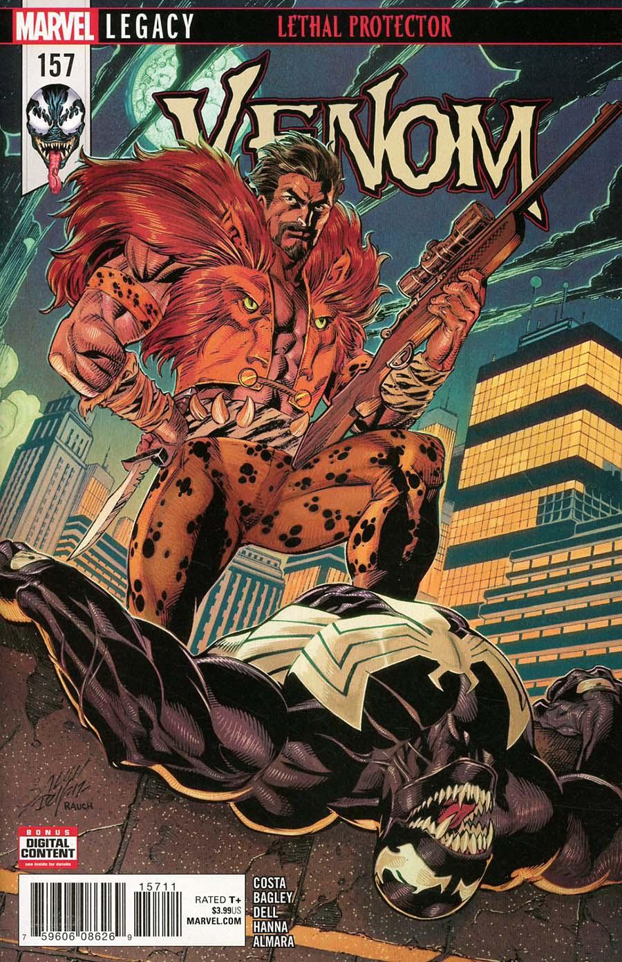 Venom Vol 3 #157 (Marvel Legacy Tie-In)