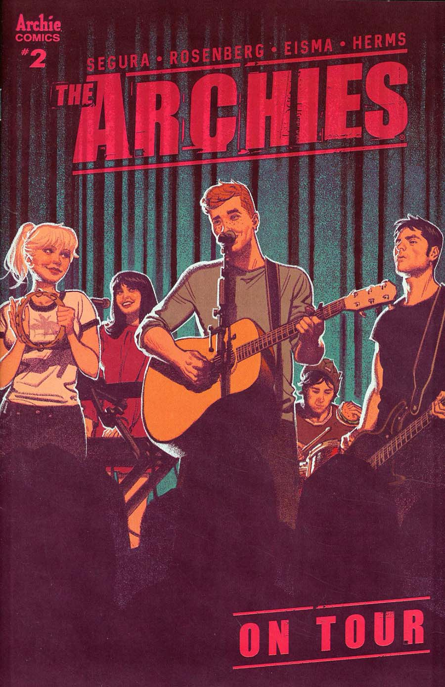 Archies #2 Cover A Regular Greg Smallwood Cover