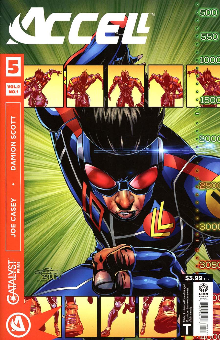Catalyst Prime Accell #5