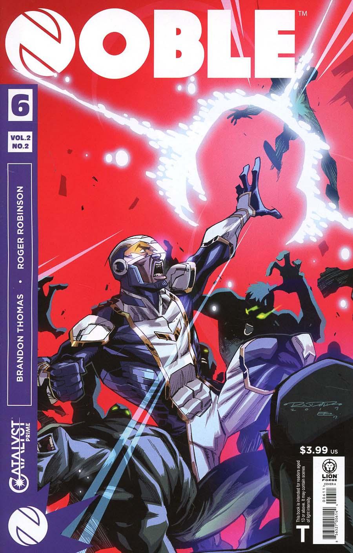 Catalyst Prime Noble #6