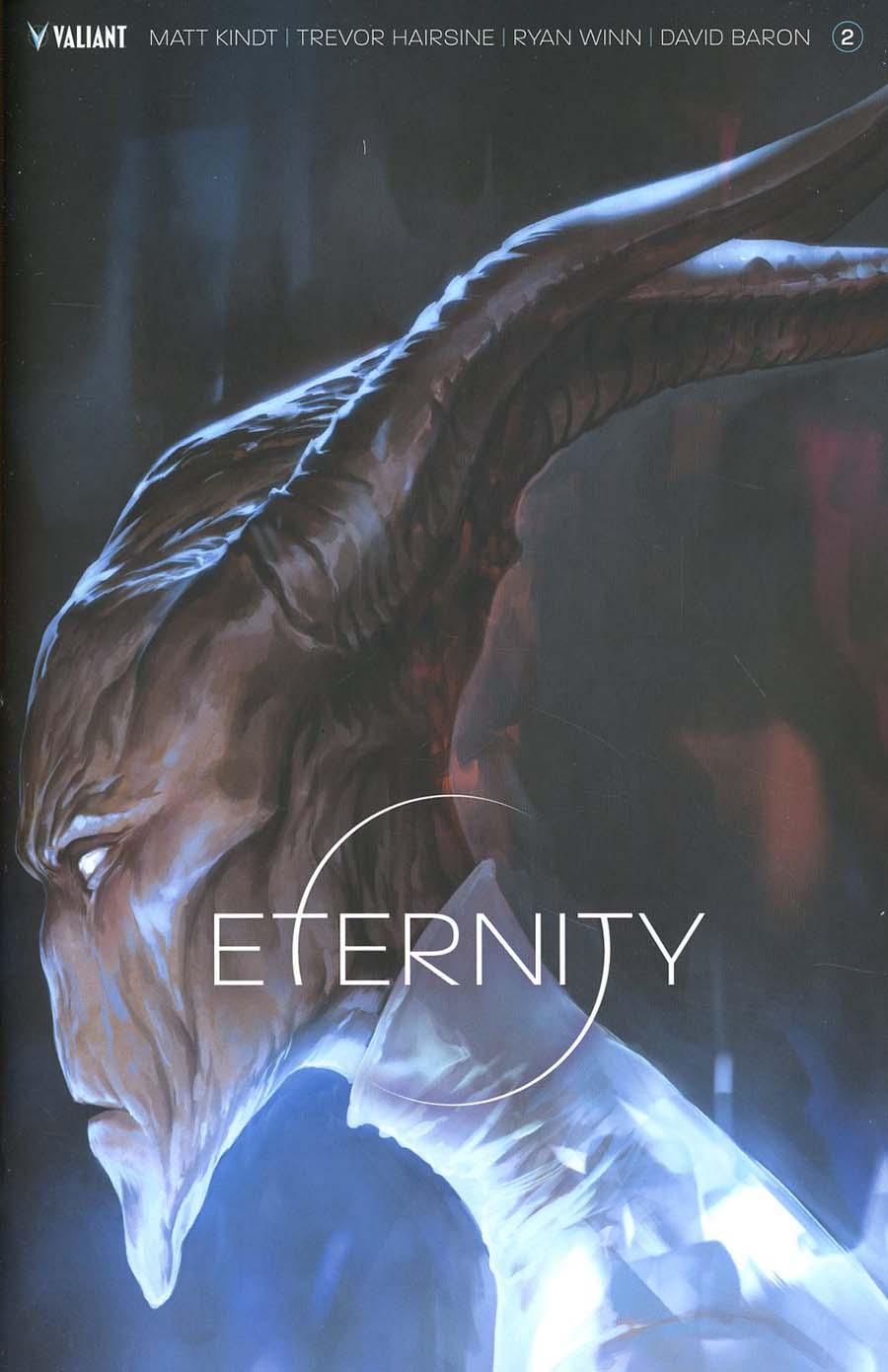 Eternity #2 Cover A Regular Jelena Kevic-Djurdjevic Cover