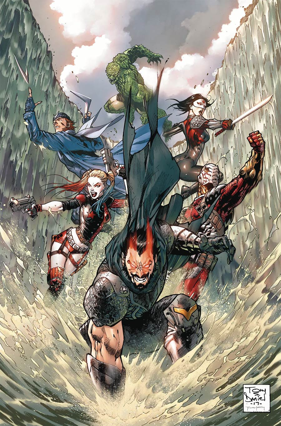 Suicide Squad (Rebirth) Vol 4 Earthlings On Fire TP