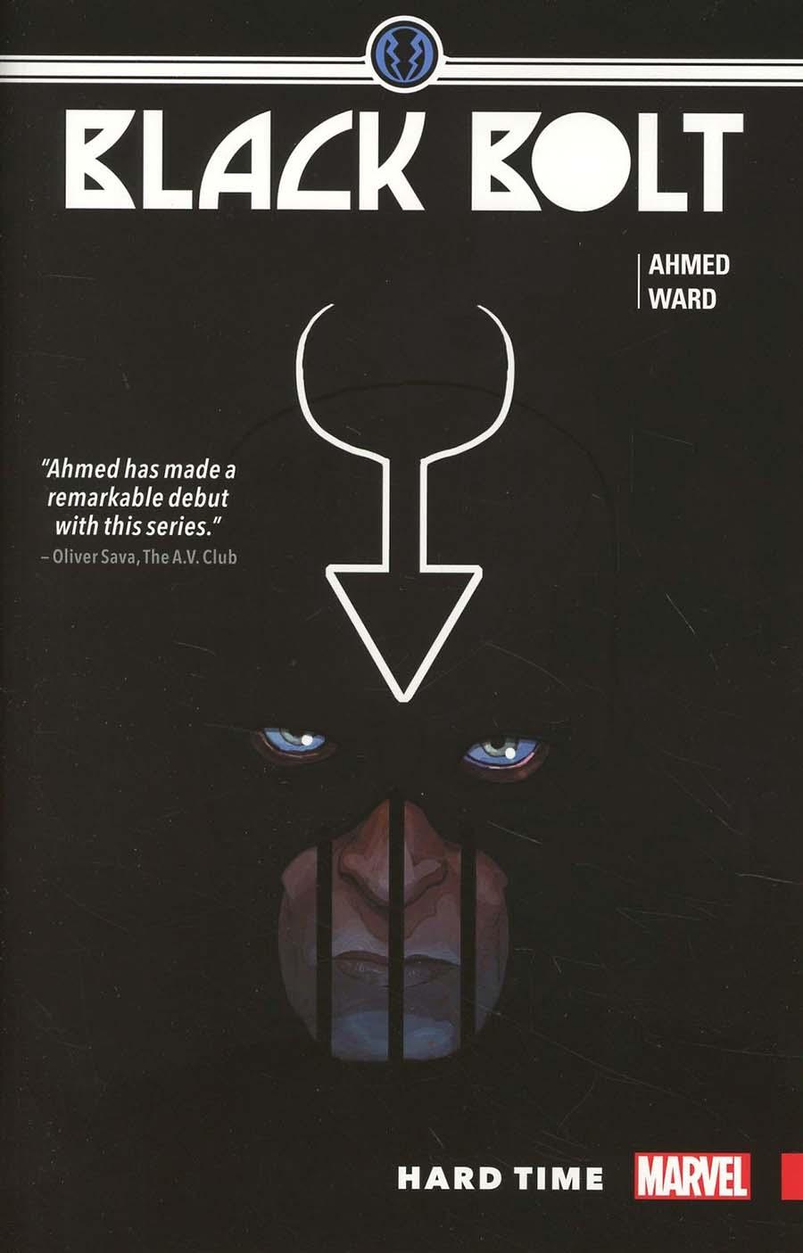 Black Bolt Vol 1 Hard Time TP